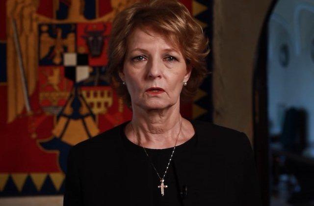 Principesa Margareta, dupa violentele din Piata Victoriei: Au afectat reputatia internationala