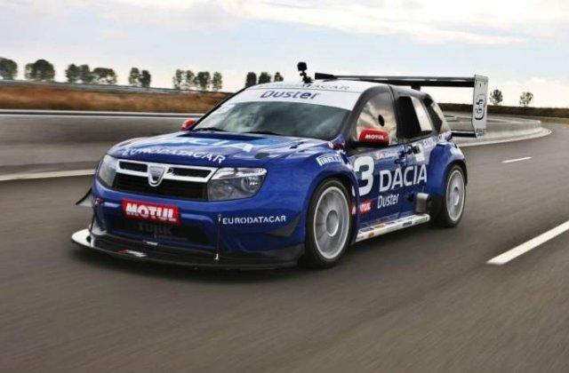 Dacia Duster No Limit a ajuns in Romania cu toti cei 850 CP!