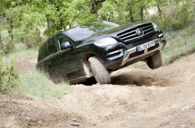 Iata preturile noului Mercedes M-Klasse in Romania