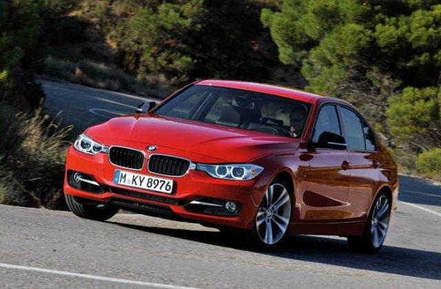 OFICIAL: Iata noul BMW Seria 3!