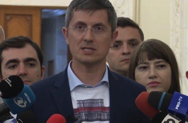 Dan Barna: Afirmatiile liderului PSD sunt aberante