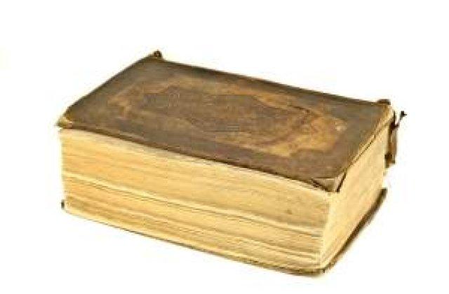 Cea mai mica Biblie din lume, expusa la Cluj
