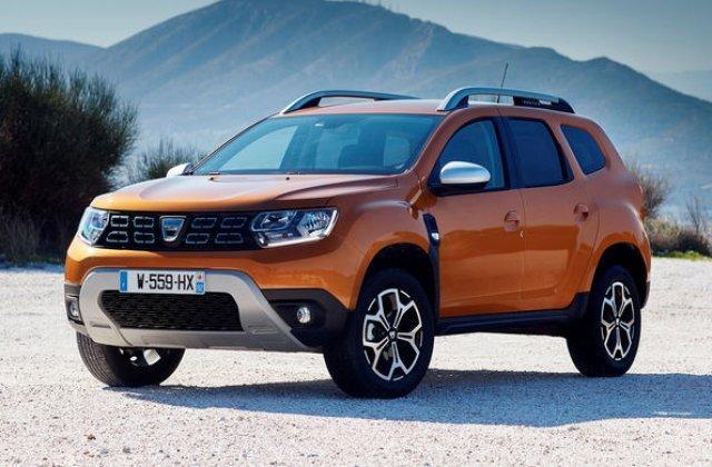 Surpriza pe piata din Romania: Dacia Duster a avut vanzari mai mari decat Logan in luna iulie