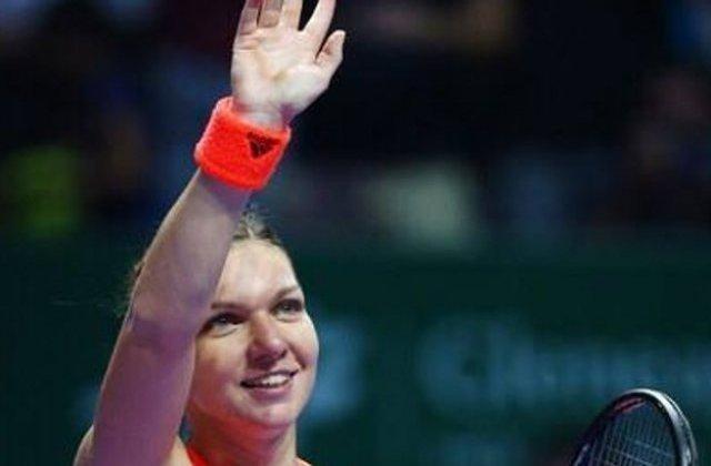 Simona Halep, pentru a 43-a saptamana in fruntea clasamentului WTA