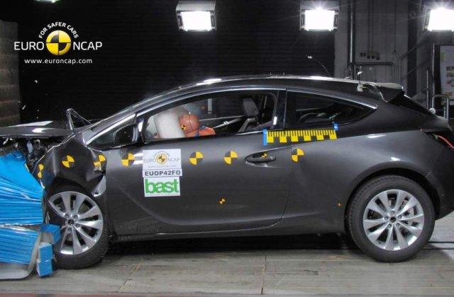 EuroNCAP: Noi rezultate la crash test. Afla cat de sigure sunt modelele noi!
