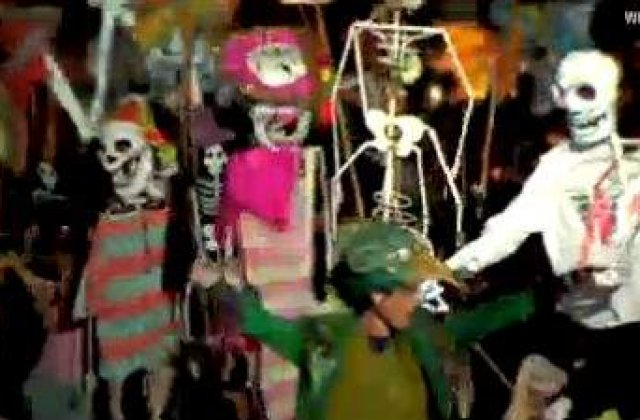 [VIDEO] Cum a fost sarbatorit Halloween-ul in New York