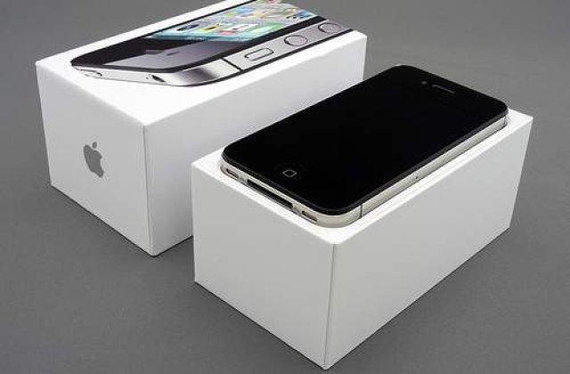 Un alt operator aduce iPhone 4S in Romania