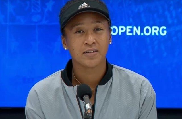US Open: Naomi Osaka isi cere scuze pentru ca a invins-o pe Serena Williams in finala/ VIDEO