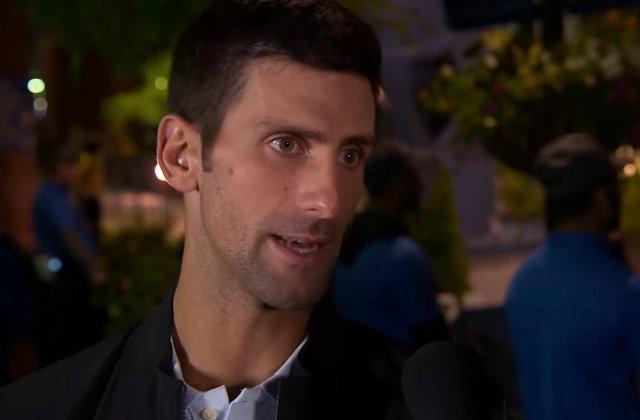 Novak Djokovic, despre Serena Williams: Trebuie sa empatizam cu ea. Au fost multe emotii