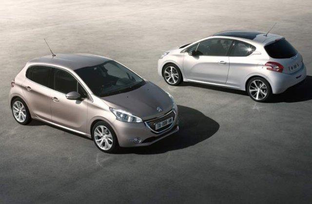 Oficial: Iata noul Peugeot 208!