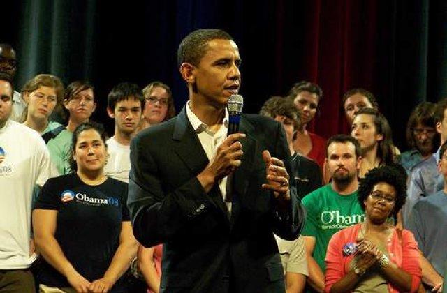 """Obama """"apeleaza"""" la Dumnezeu"""