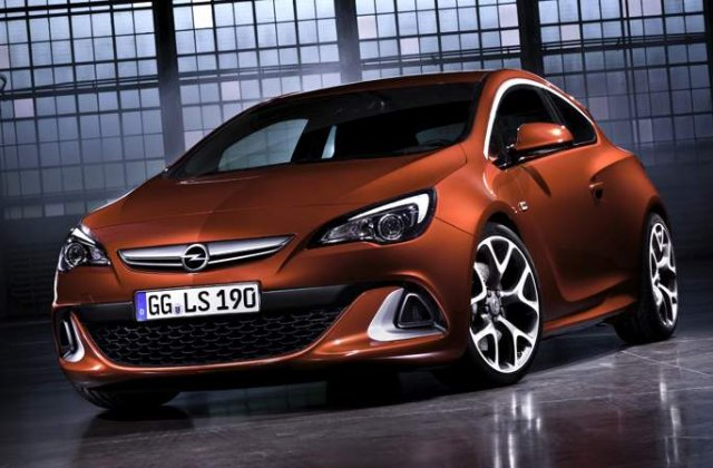 Oficial: Noul Opel Astra GTC OPC, cel mai puternic Opel Astra creat vreodata!