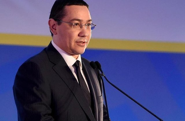 Ponta: Daca PSD redevine un partid de centru stanga, in sensul bunei guvernari, Pro Romania e gata sa faca aliante