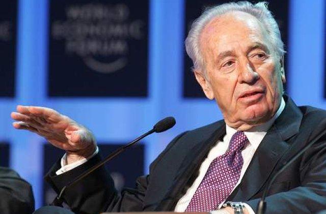Presedintele Israelului: Un atac impotriva Iranului este din ce in ce mai probabil