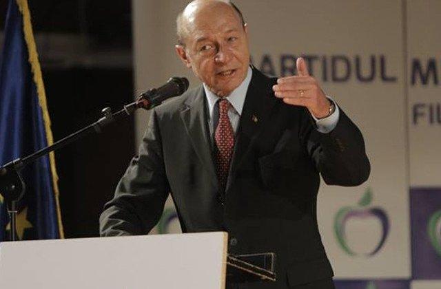 Basescu: Dragnea trebuia sa ia ani grei de puscarie pentru dosarul Referendumului