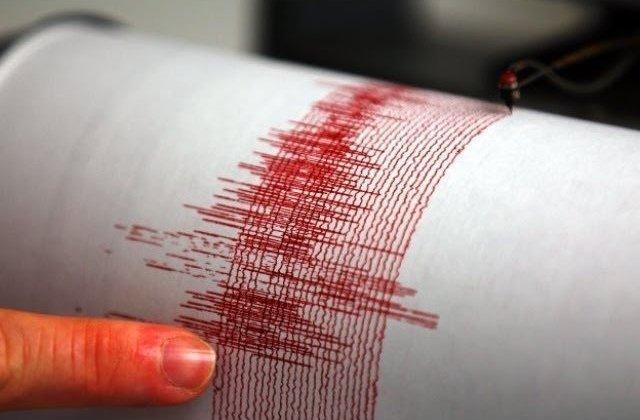 Cutremur cu magnitudinea 3,6 in Vrancea