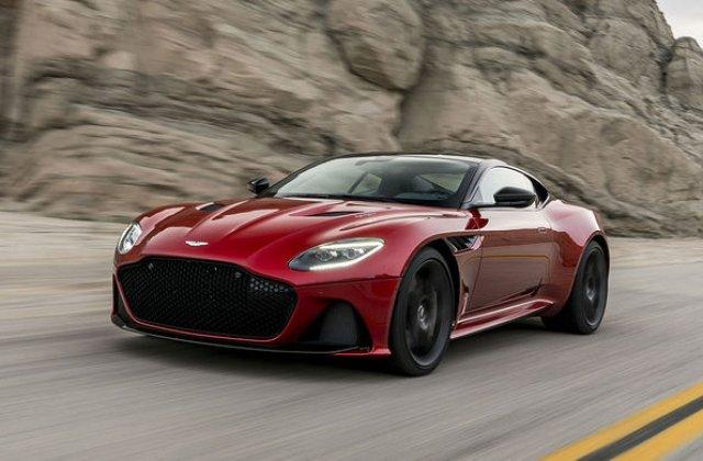 """Aston Martin trage un semnal de alarma inainte de Brexit: """"Va fi un dezastru pentru industria auto daca nu se ajunge la un acord comercial"""""""