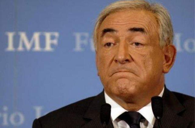 Strauss-Kahn, implicat intr-un scandal de proxenetism