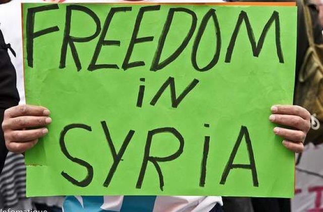 Violente sangeroase in Siria