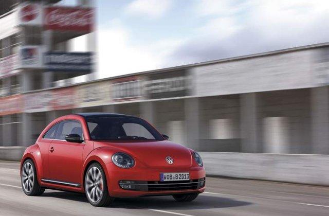 """Iata preturile noii """"Broscute"""" Volkswagen in Romania"""