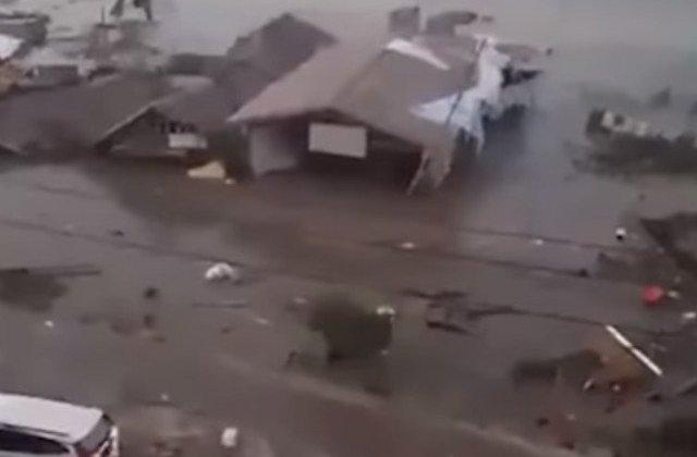 Bilantul cutremurului din Indonezia depaseste 1.200 de morti