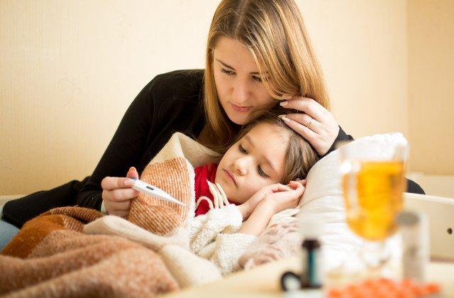 Bolile copilariei in Romania: cele mai comune greseli pe care le fac parintii cand vine vorba de tratamentul copiilor