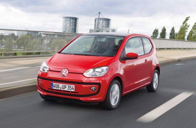 Preturile noului Volkswagen Up in Romania!