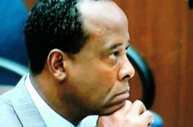 Doctorul lui Michael Jackson, condamnat la 4 ani de inchisoare