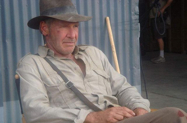 Harrison Ford - Indiana Jones la 70 de ani