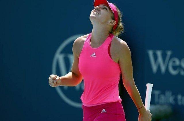 Simona Halep, desemnata cea mai buna jucatoare a anului in circuitul WTA