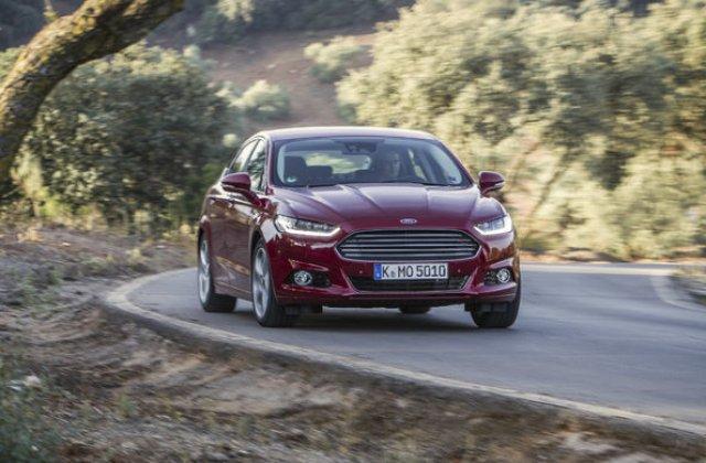 Ford va intrerupe productia la uzina din Spania timp de noua zile: cererea este in scadere