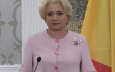 Dancila: In Romania se afla o...