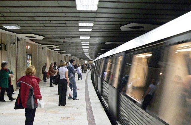 Cum lucreaza Metrorex de sarbatori?