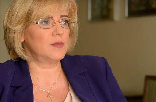 Corina Cretu, despre posibilitatea de a deveni prim-ministru: Nu intra in niciun caz in calculele mele de viitor