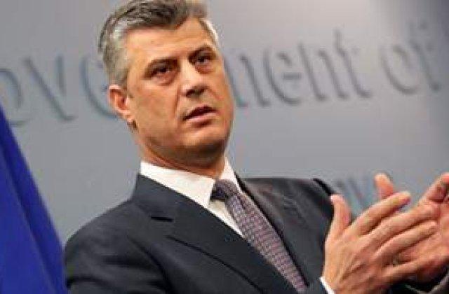 Gafa la nivel inalt: Premierul din Kosovo a trimis de Craciun felicitari pentru Paste