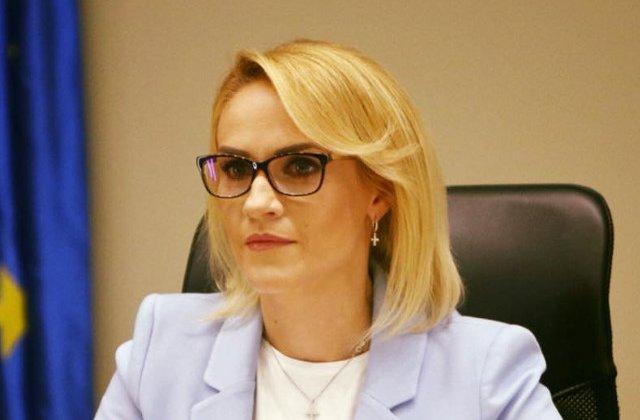 Gabriela Firea a pierdut conducerea PSD Ilfov