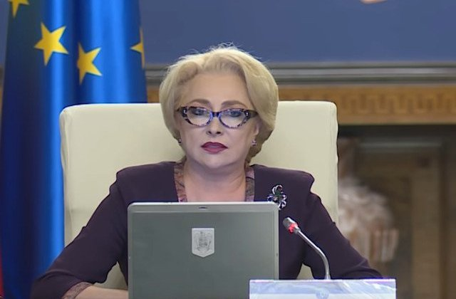 Viorica Dancila: Adresez un mesaj de pace politica catre presedintele Klaus Iohannis