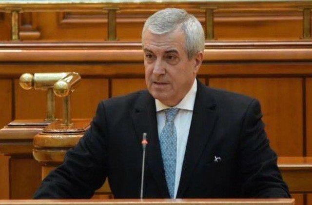 Tariceanu: Patriotismul nu este doar un sentiment sezonier si festiv, ci, in egala masura, o alegere rationala