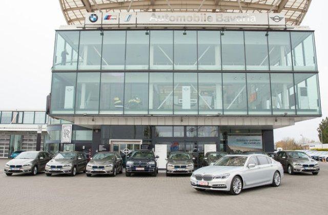 BMW livreaza cea mai mare flota de masini plug-in hybrid din Romania: 10 unitati cu incarcare la priza pentru grupul de companii Teaha