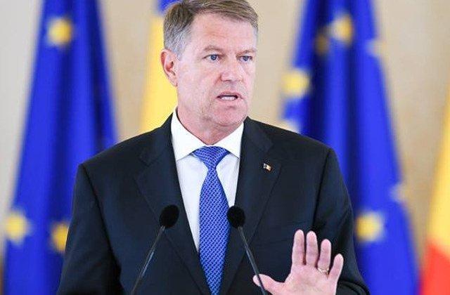 Iohannis: O ordonanta de amnistie si gratiere ar fi o eroare foarte grava pentru Romania