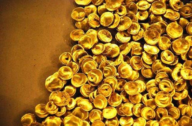 """Aurul se indreapta spre cea mai """"pretioasa"""" valoare"""