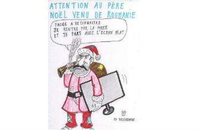 Franta insulta din nou romanii