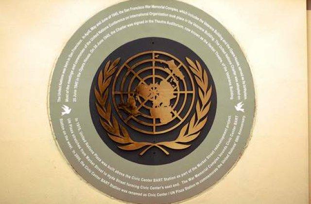 Rezolutia ONU cu privire la Siria, in impas