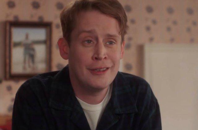"""Macaulay Culkin, din nou in rolul lui Kevin din """"Singur acasa"""" intr-o reclama pentru Google"""