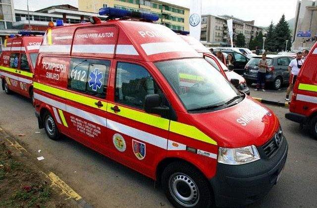 Aproape 2.000 de persoane au solicitat ajutorul SMURD in ultimele doua zile