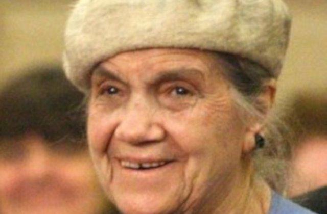 O actrita de teatru si film din Romania a murit in Ajun de Craciun