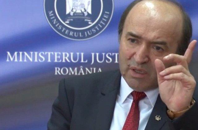 Toader anunta ca joi ii va trimite presedintelui Iohannis cererea de revocare a lui Lazar