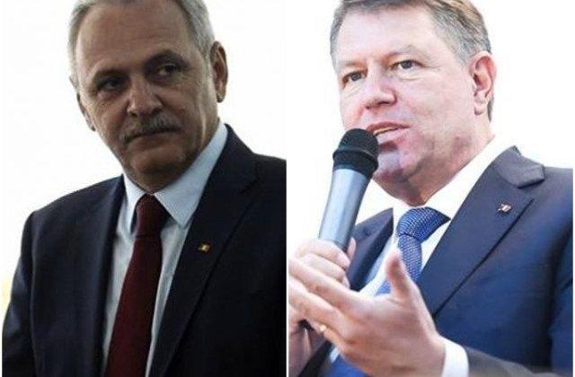 Dragnea: Iohannis e o papusa, nu conduce el statul paralel