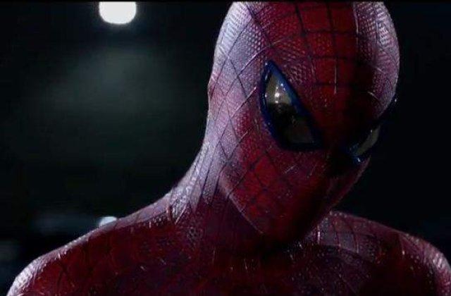 Vezi noul trailer pentru The Amazing Spiderman!