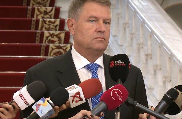 Iohannis: Fara consens, aderarea la Schengen nu este posibila